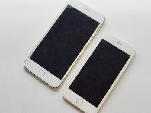 apple iphone 6 neue bilder zum 4 7 und 5 5 zoll modell geleakt news. Black Bedroom Furniture Sets. Home Design Ideas