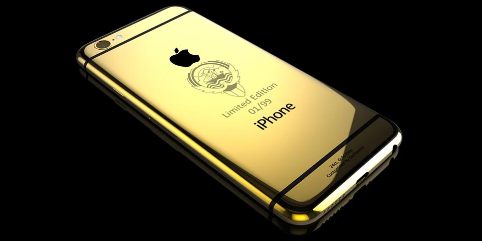 Iphone Gold  Karat