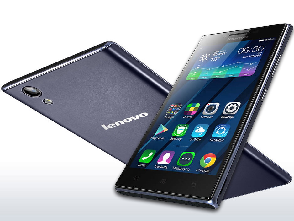 lenovo p70 5 zoll smartphone mit 4000 mah akku. Black Bedroom Furniture Sets. Home Design Ideas
