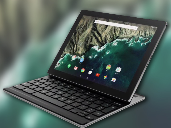 pixel c google tablet mit android 6 marshmallow und. Black Bedroom Furniture Sets. Home Design Ideas