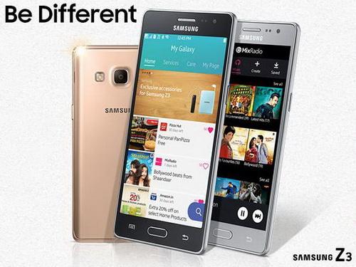 Samsung Z3 Gunstiges Tizen Smartphone In Indien Gelauncht