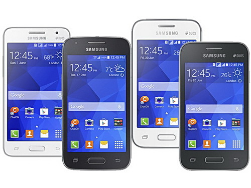 Smartphones Samsung Galaxy Ace 4 Core Ii Star 2 Und Young 2