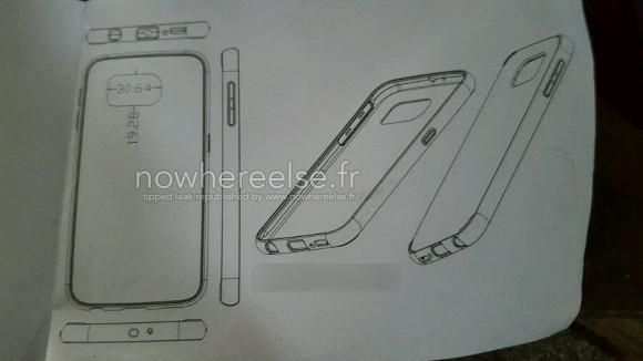 Samsung: Maße und Hüllen des Galaxy S6 durchgesickert