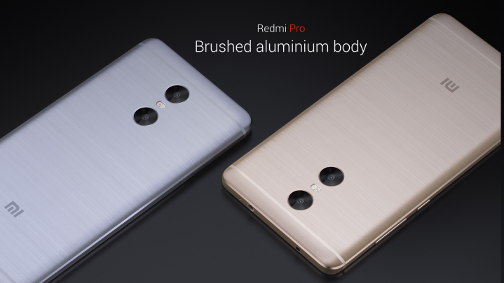 Xiaomi Redmi Pro Dual Kamera Und Oled Screen Ab 205 Euro
