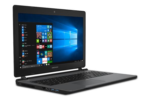Medion Akoya P6670: Neues 15,6-Zoll Aldi-Notebook für 600 ...