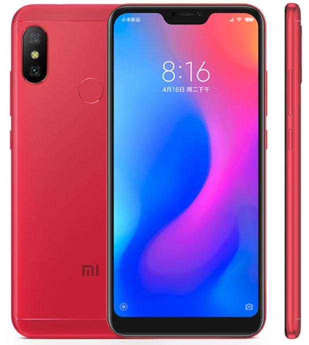 Xiaomi Redmi 6 Pro Offiziell Gr 246 223 Eres Redmi 6 Mit Notch Notebookcheck Com News