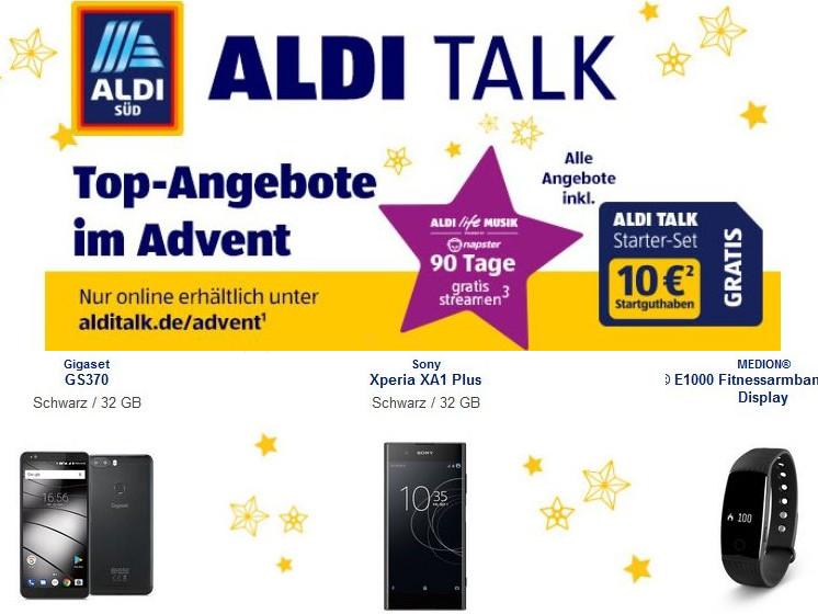 aldi talk smartphone einstellungen