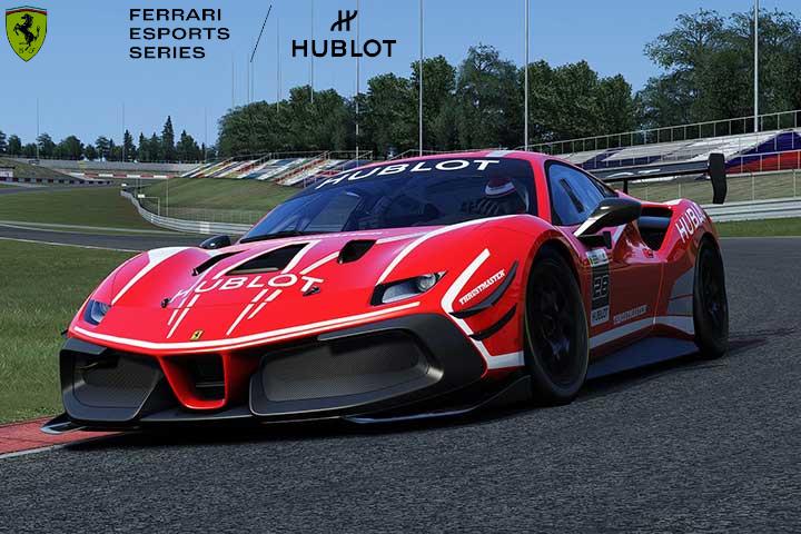 E Sport Ferrari Hublot Esports Series Startet Im September Notebookcheck Com News
