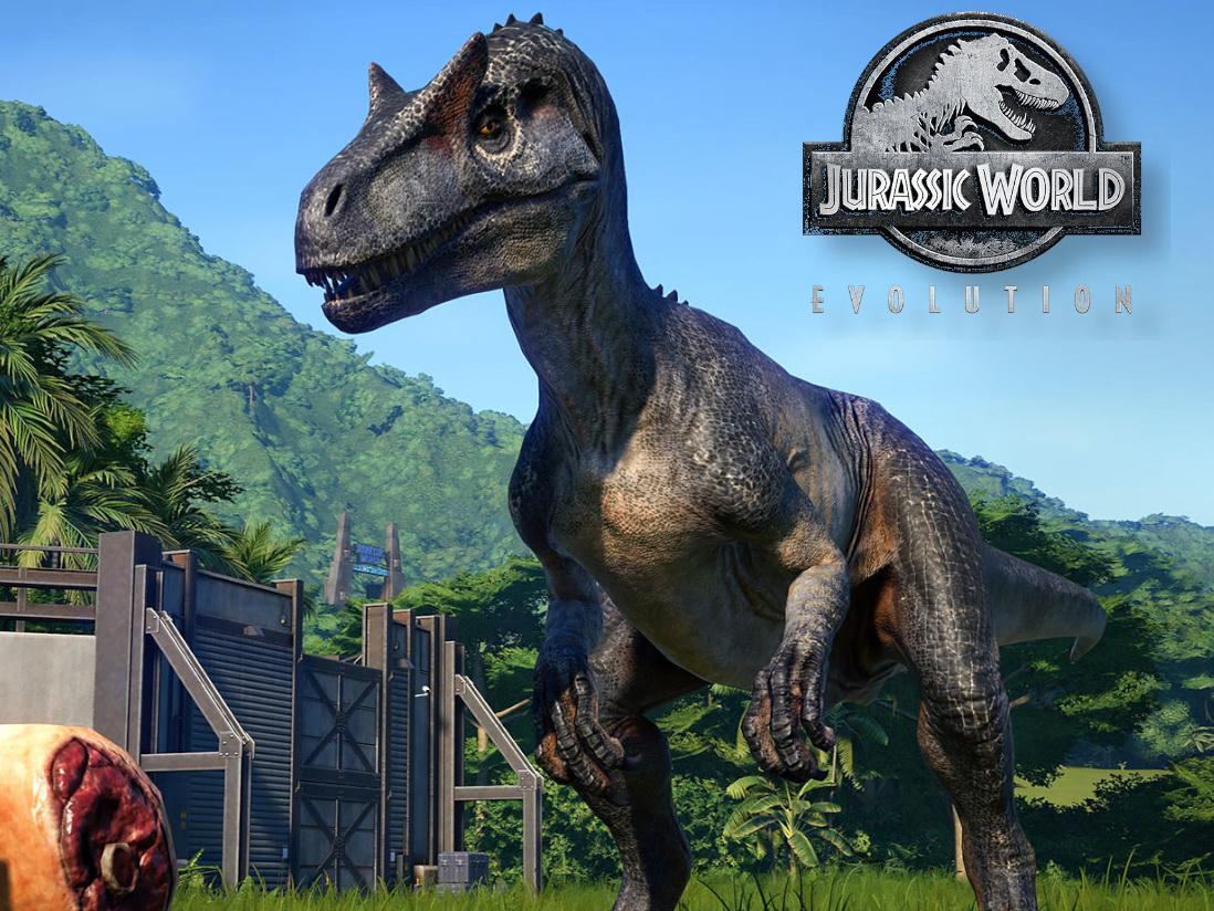Spielecharts Die Dinos Sind Los Jurassic World Evolution Stürmt