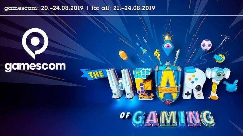 Gamescom 2019 ticket gewinnspiel