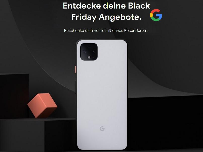 Black Friday Bei Google Angebote Und Deals Fur Pixel Google Home Und Co Notebookcheck Com News