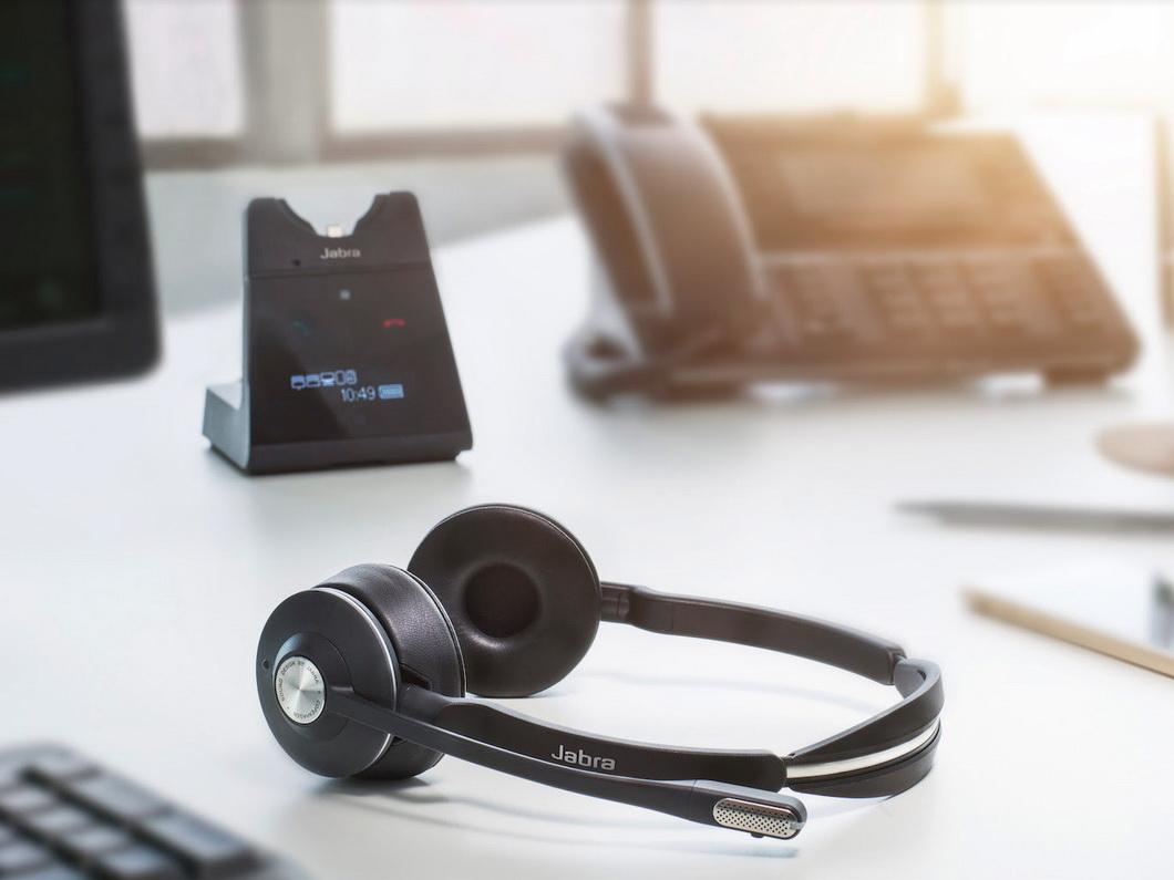 Jabra Engage 65 Und 75 Schnurlose Dect Business Headsets Vorgestellt Notebookcheck Com News