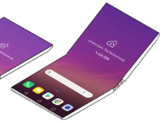 Faltbare Handy