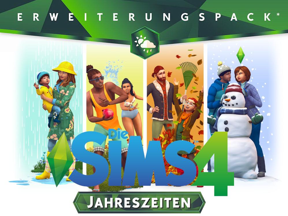 Die Sims 4 Jahreszeiten ab dem 22. Juni für PC und Mac ...
