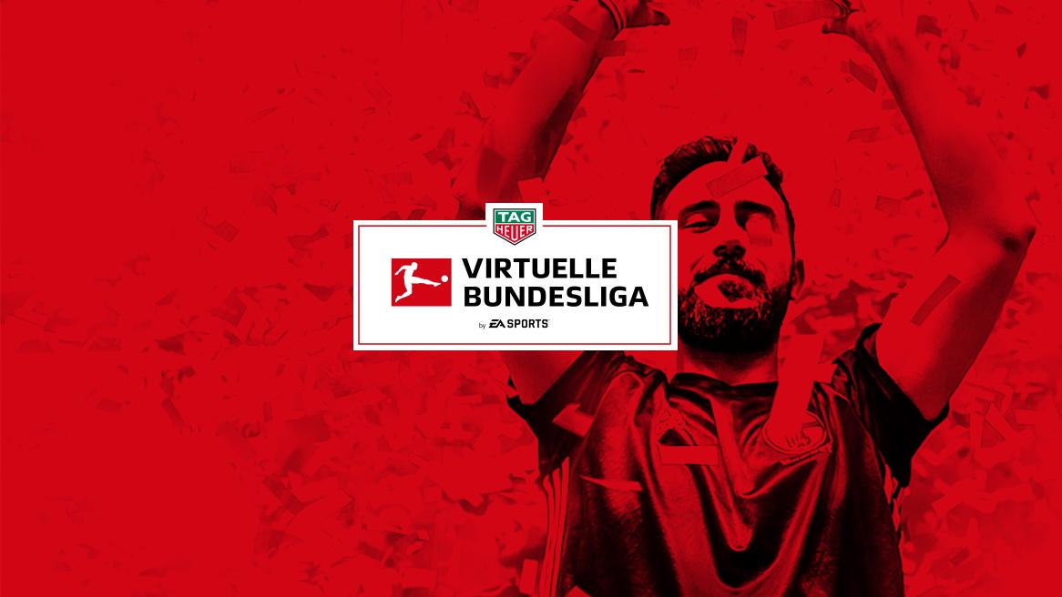 Tag Heuer Virtuelle Bundesliga