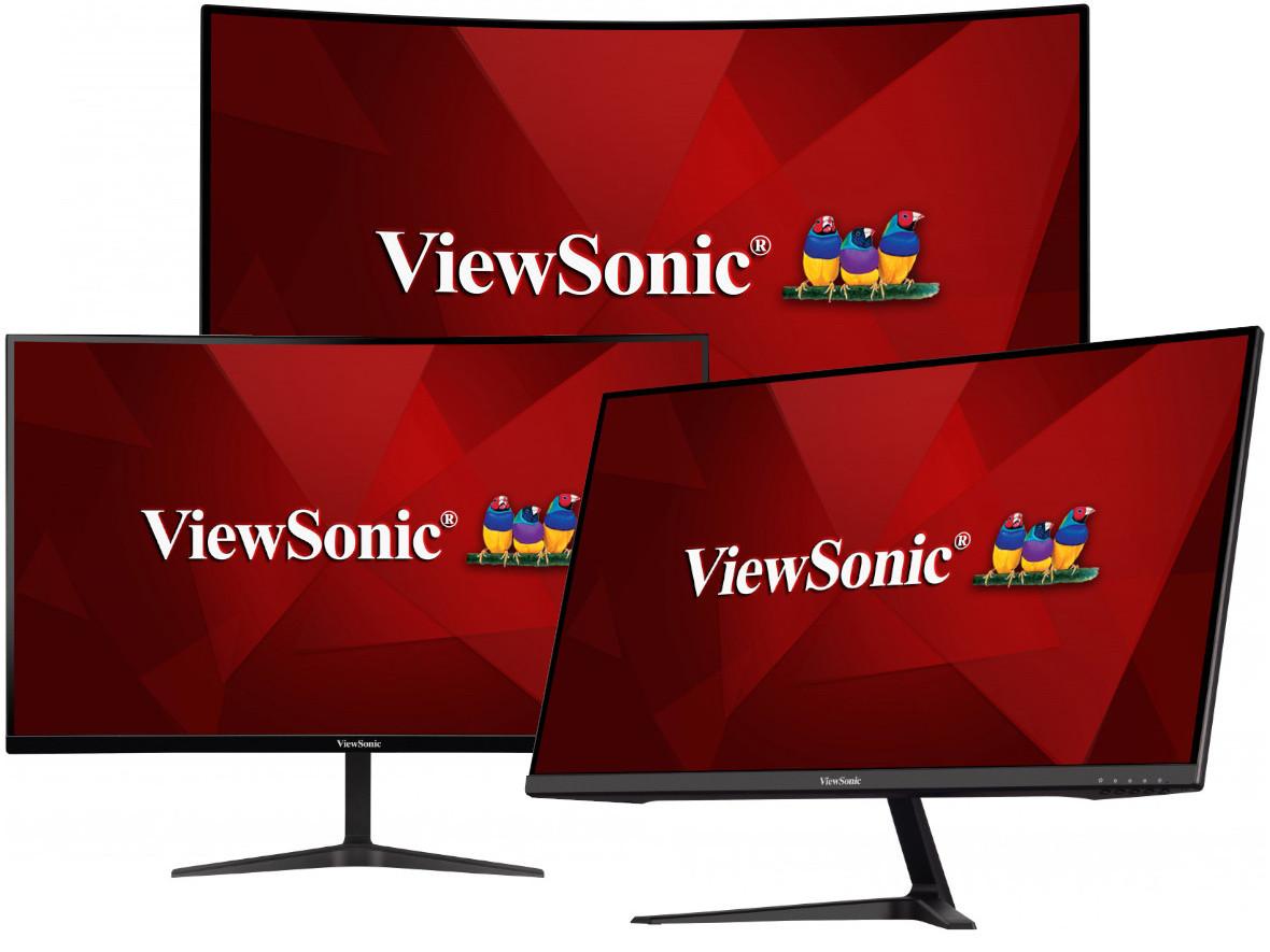 ViewSonic stellt fünf neue Gaming Monitore der VX20 Serie vor ...