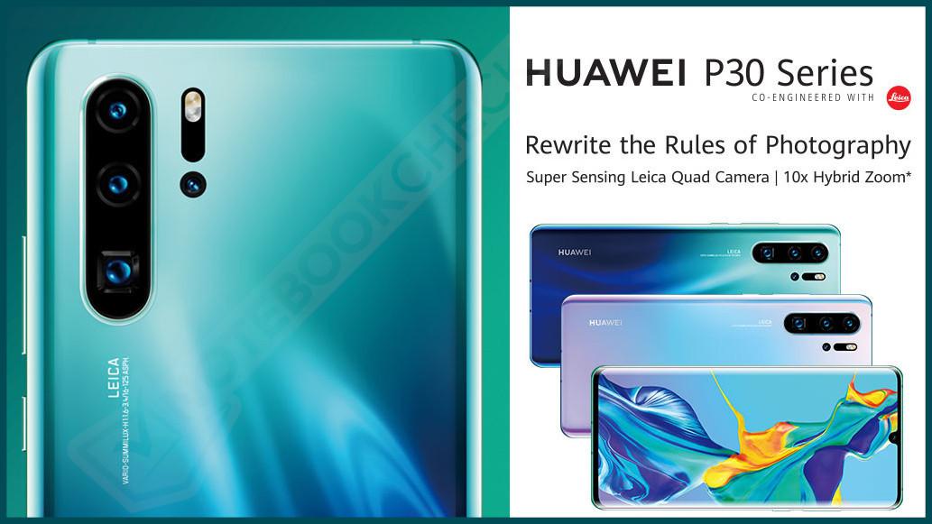 Huawei-P30-P30-Pro-Promotion-Aktionen-mit-Sonos-One-und-Watch-GT-geleakt