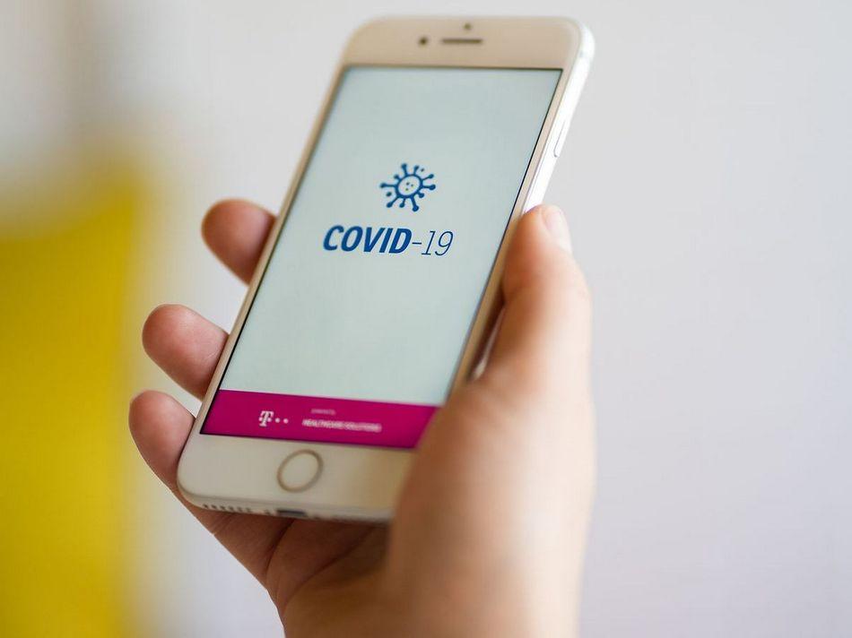 Covid-19: Telekom liefert Corona-Testergebnis per App
