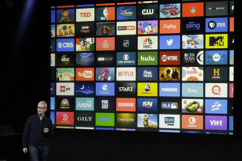 Apple TV: 5. Generation mit 4K in Entwicklung