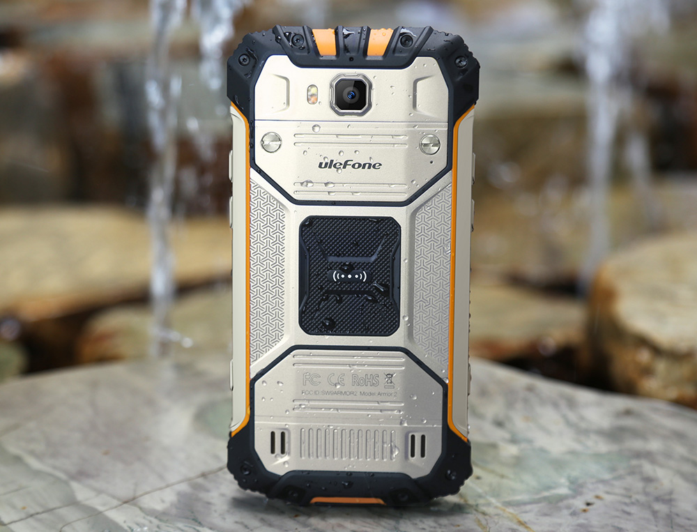 Ulefone Armor 2 Outdoor Worldphone Startet Um 220 In Den