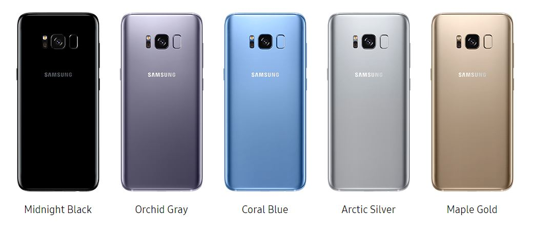 Samsung Galaxy S8 Im Hands On Potente Hardware Smarte