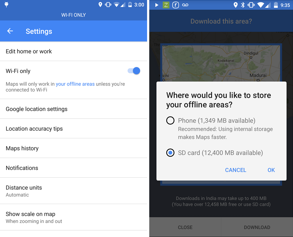 Download Google Map Offline Android on