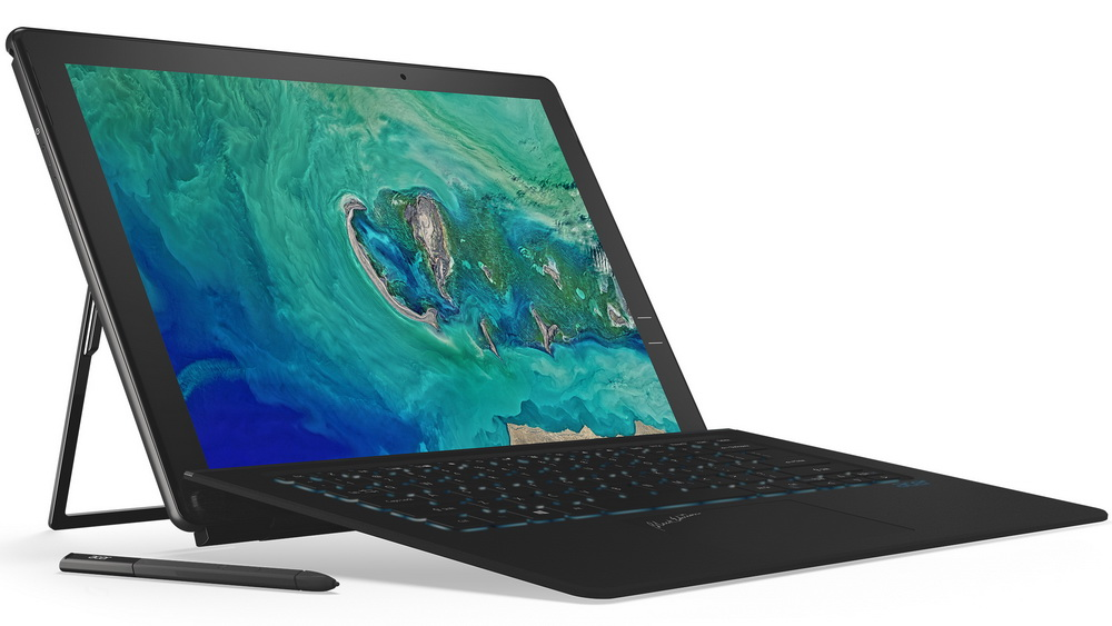 Acer stellt Switch 7 Black Edition vor