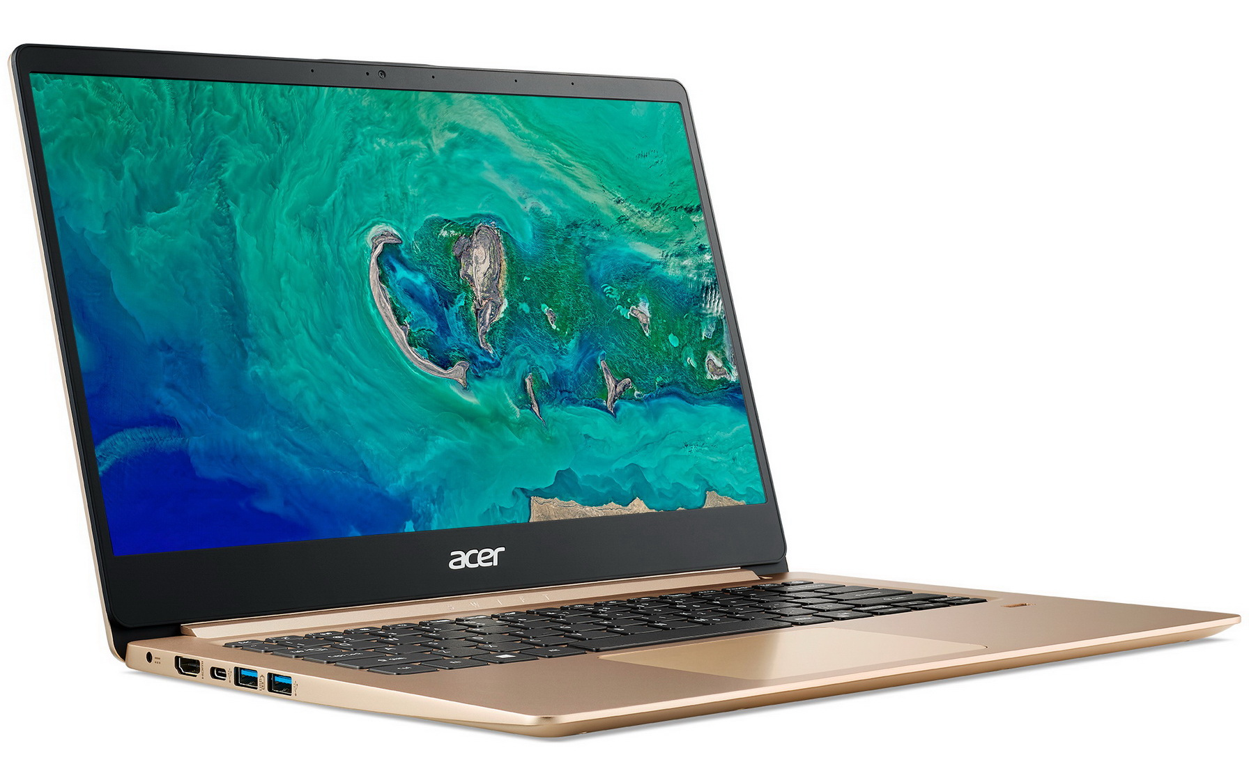 acer swift  schlankes  zoll notebook mit intel pentium silver  quadcore notebookcheck