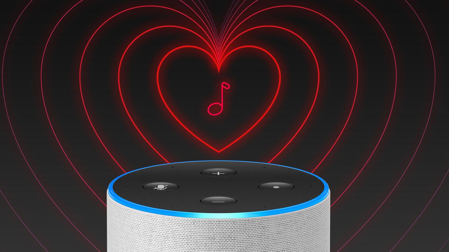 Amazon Alexa: Sprachassistentin wird mit neuen Sprachbefehle für Amazon Music ausgestattet