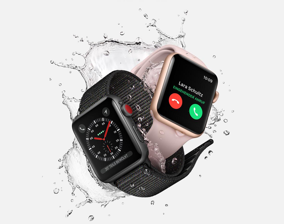 Apple Watch verkaufte sich 2017 besser als alle anderen Smartwatches zusammen