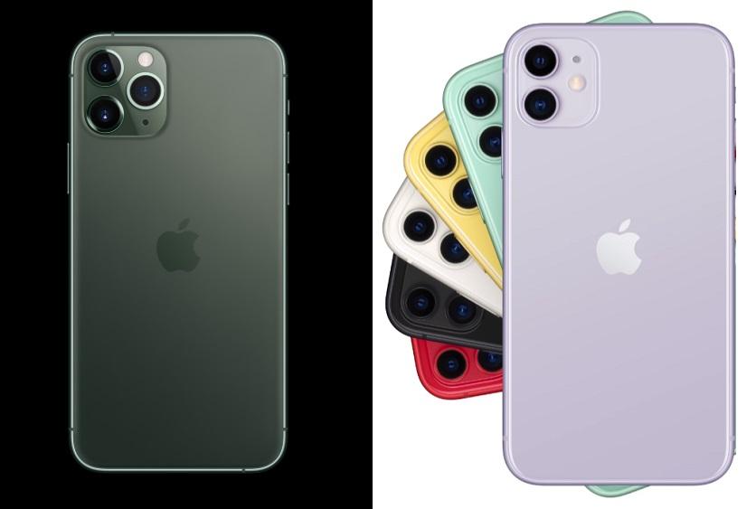 apple iphone 11 und iphone 11 pro max die ersten tests. Black Bedroom Furniture Sets. Home Design Ideas