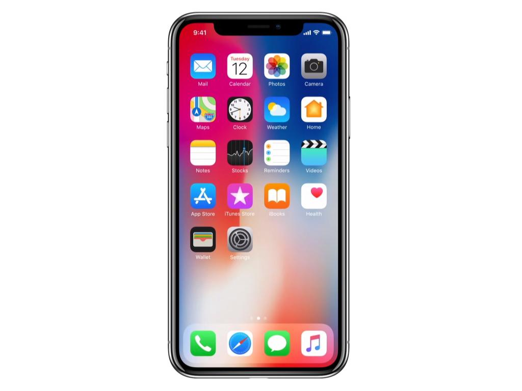 iphone x bildschirm reagiert nicht