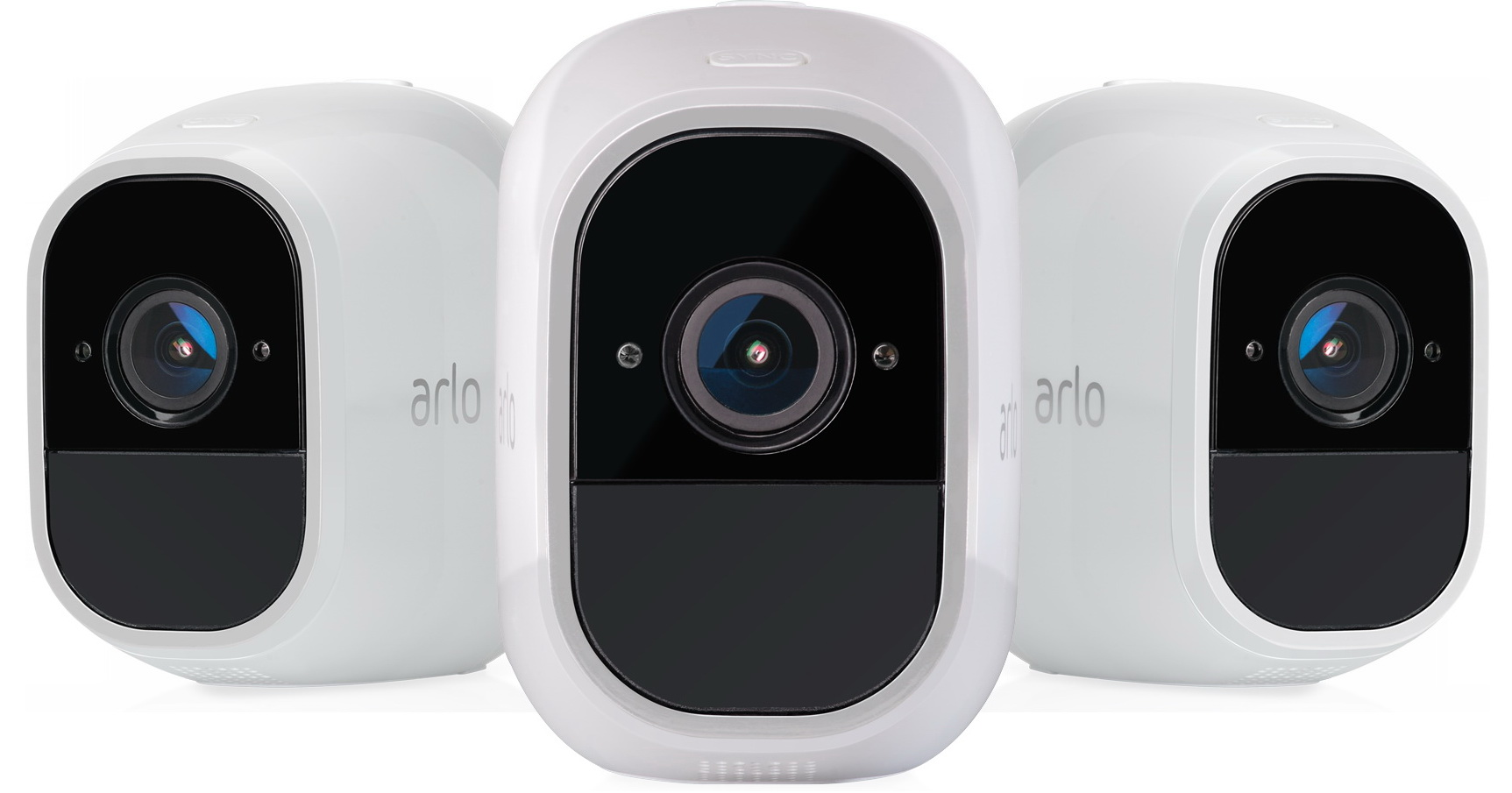 netgear arlo pro 2 smart home kamera h rt auf amazon alexa news. Black Bedroom Furniture Sets. Home Design Ideas