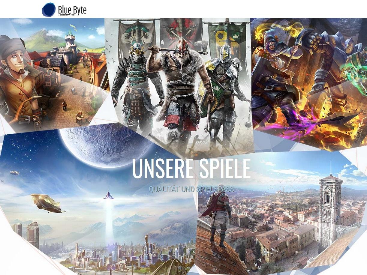 Neuansiedlung: Blue Byte will in Berlin AAA-Spiele entwicklen
