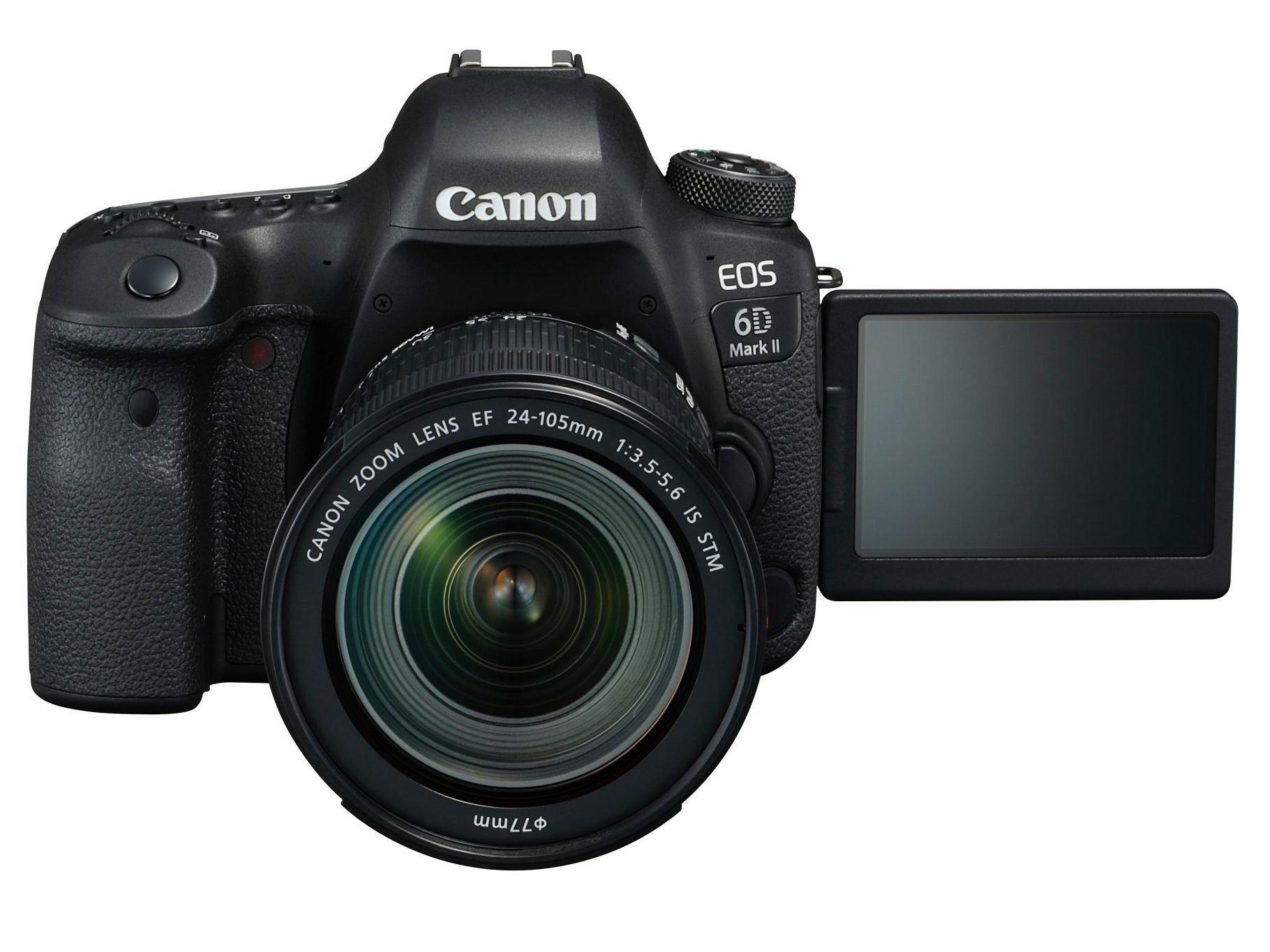 Wird Canons erste spiegellose Vollformat-Kamera in Kürze vorgestellt ...