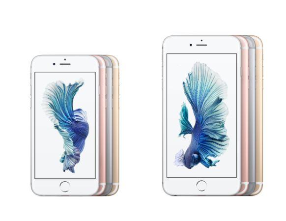 apple iphone 6s und 6s plus ab sofort mit 32 gb und 128 gb speicher news. Black Bedroom Furniture Sets. Home Design Ideas