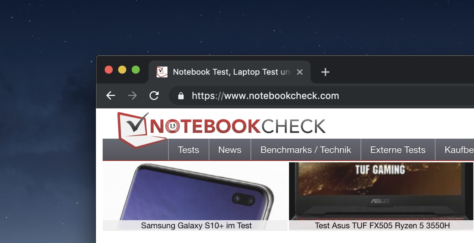Google Chrome 73 Ist Da Und Bringt Den Dark Mode Mit Notebookcheck Com News