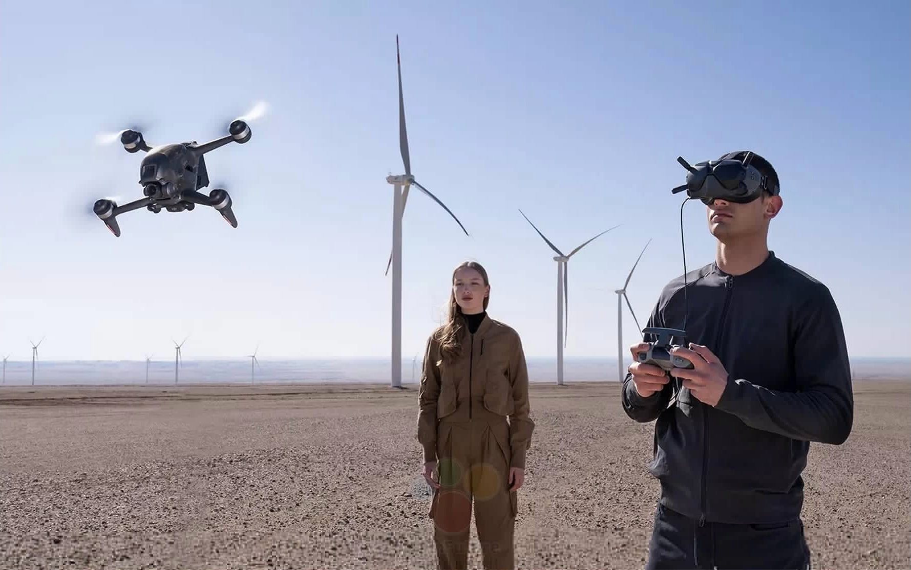 DJI FPV Drohne