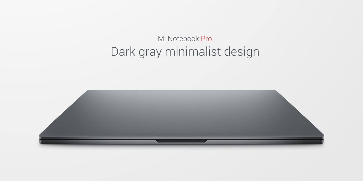 Xiaomi 15 Zoll Mi Notebook Pro Mit Quad Core Cpu Angek 252 Ndigt Notebookcheck Com News