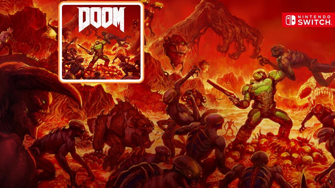 Doom: Release-Termin für die Switch bestätigt