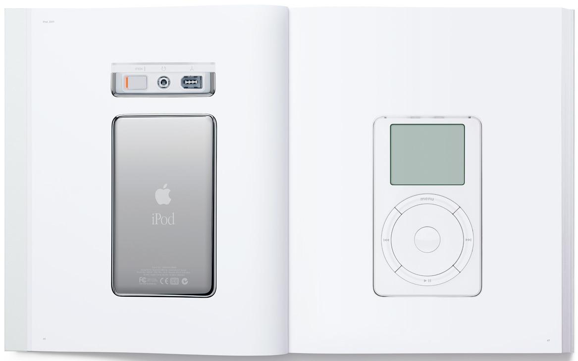 Apple fotobuch ber 20 jahre design bei apple for Apple 300 dollar book