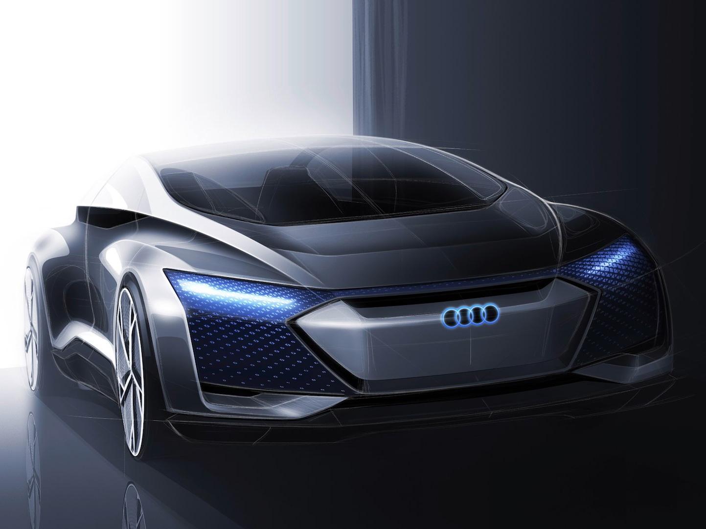 Audi San Francisco >> Audi: Absatz von 800.000 Elektroautos im Jahr 2025 - Notebookcheck.com News