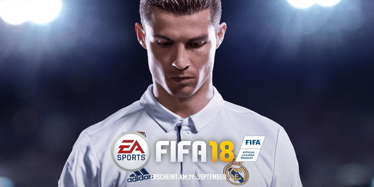 FIFA 18: Neue Trailer zur Fußball-Simulation und dem Karriere-Modus