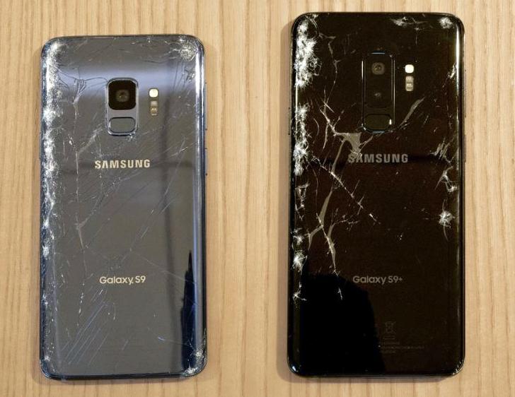 Samsung Galaxy S9 Wasserdichte Hülle Test