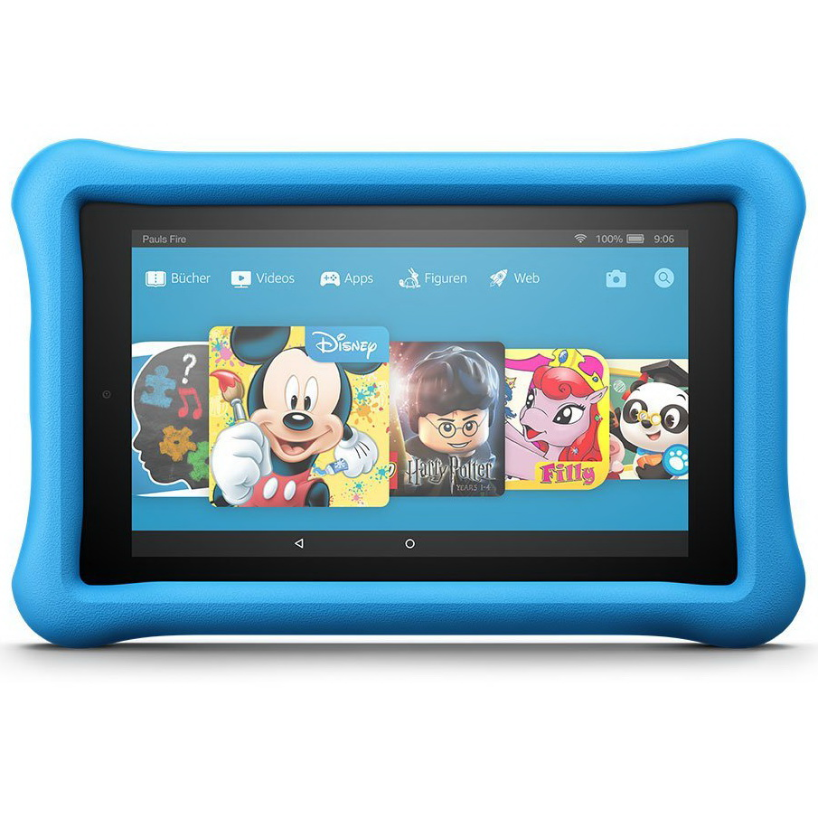 Amazon: Neue Tablets Fire 7 und Fire HD 8 inklusive Kids ...