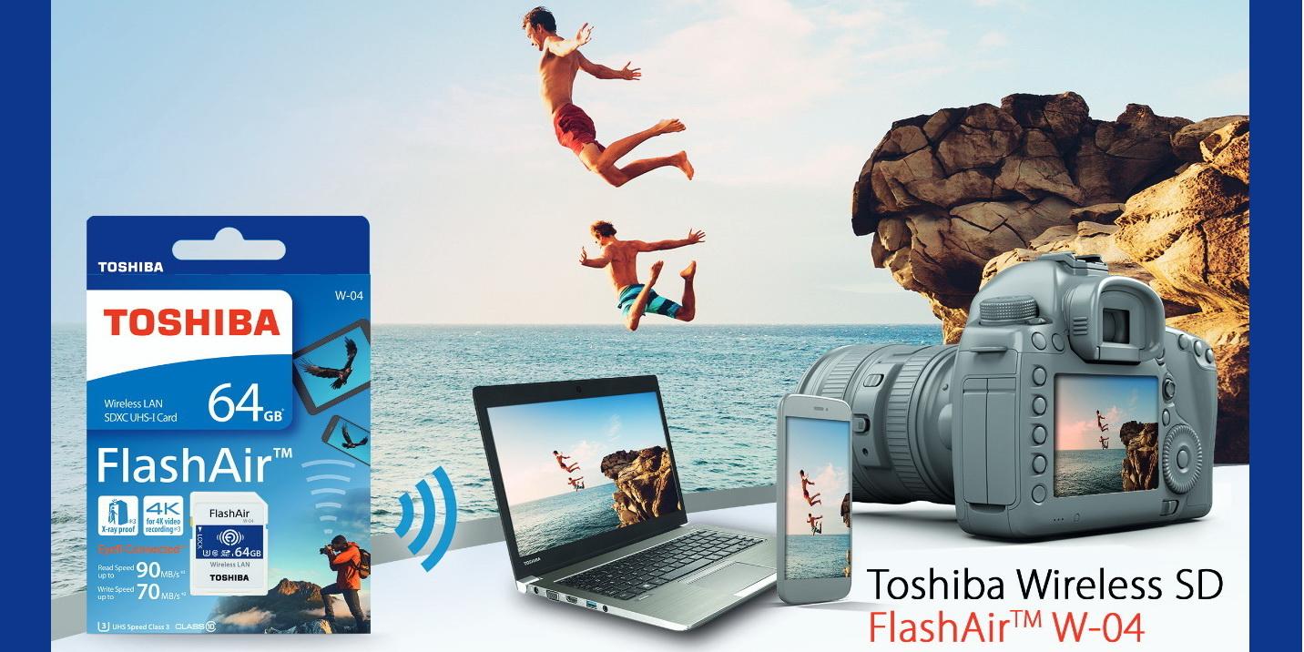 flashair macbook