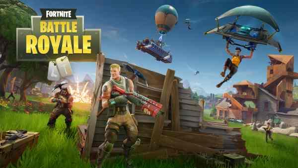 Fortnite Battle Royale: 10 Millionen Spieler in zwei Wochen