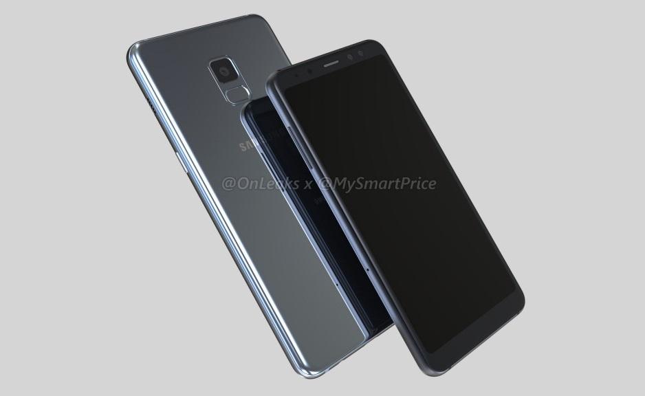 Samsungs Galaxy A Serie Hier A5 Und A7 Kommen 2018 Mit 18