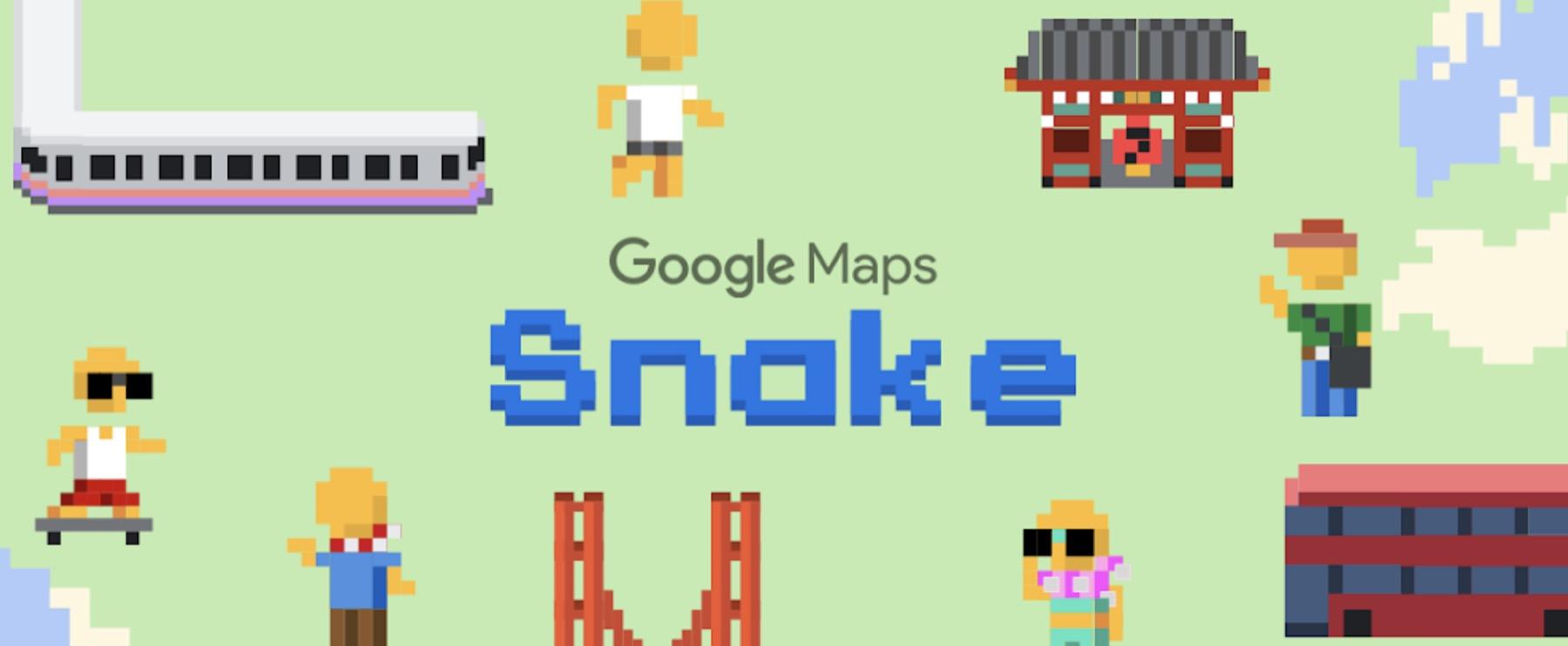 Snake Spielen Google