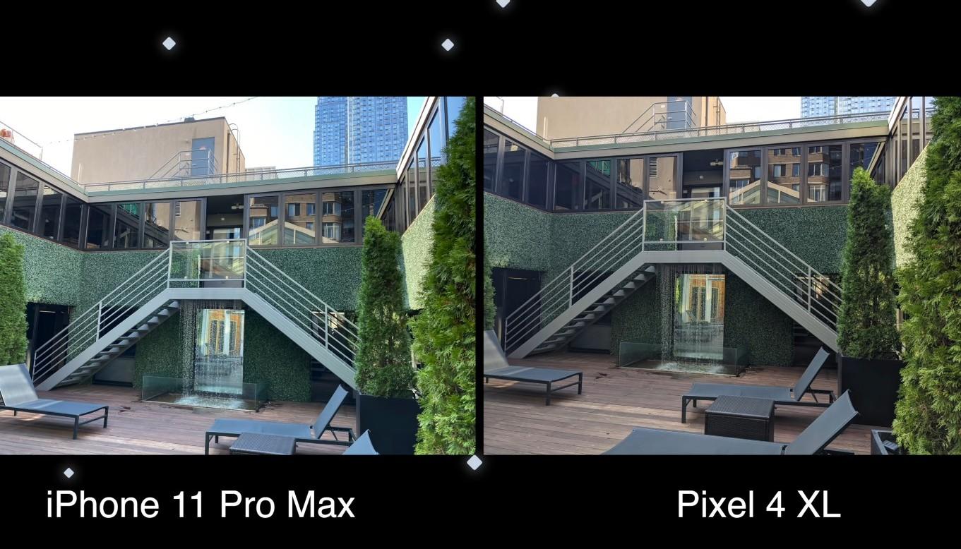 kameratest google pixel 4 xl gegen apple iphone 11 pro. Black Bedroom Furniture Sets. Home Design Ideas